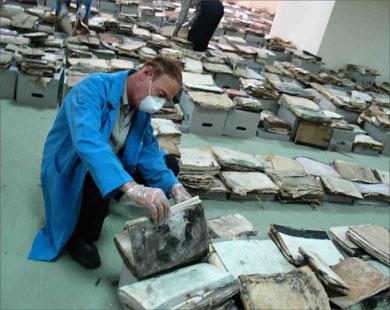 أمريكا تسرق وثائق ومخطوطات عراقية نادرة(منقوووووول) 8675.imgcache